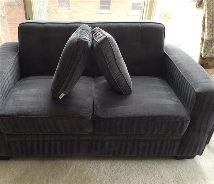 Amazing results - Upholstery cleaning in Burlington, ON After